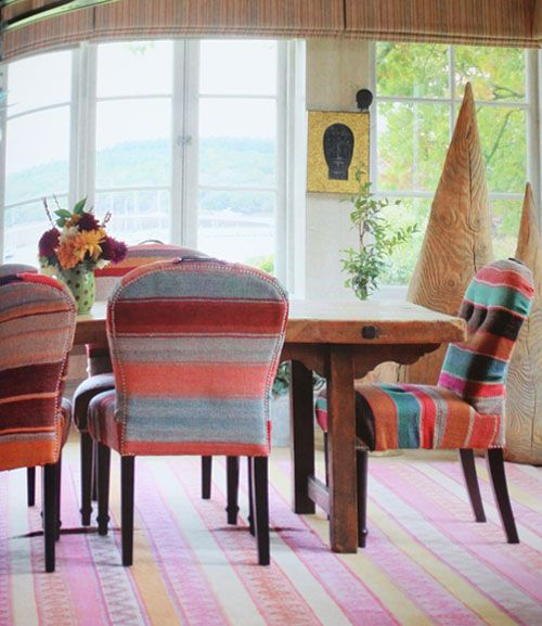 Living Spaces Dining Room Chairs: A Living Space