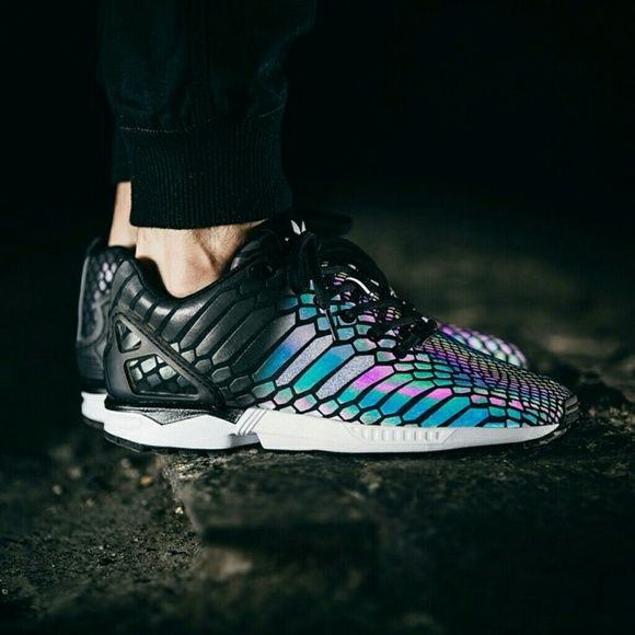 online store 548aa 6d6a4 ADIDAS ZX FLUX XENO! Men 9.5/Wom's 11 Awesome limited ...