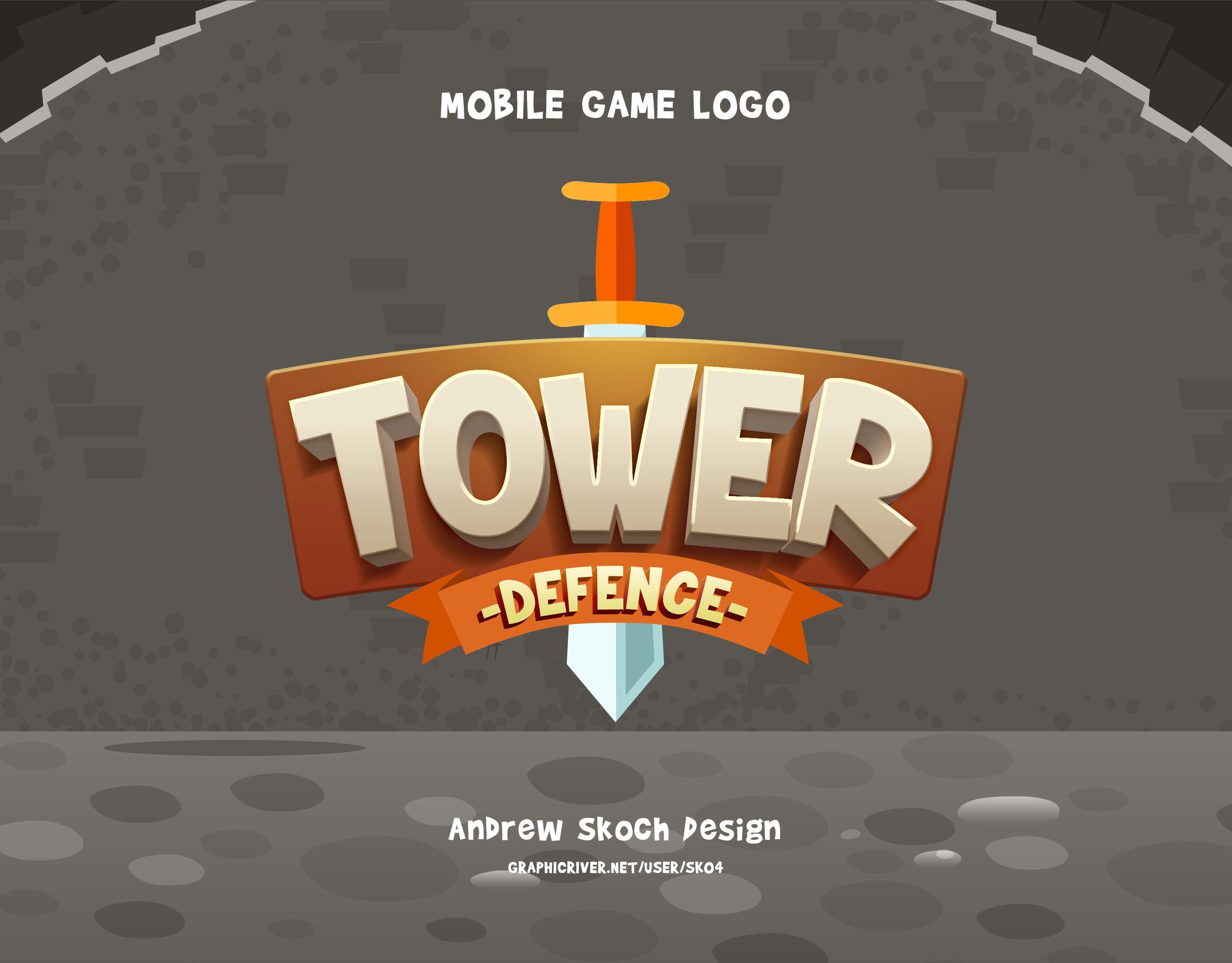 Game Titles Text Effects vol.1 Game logo, Logos, Mobile game