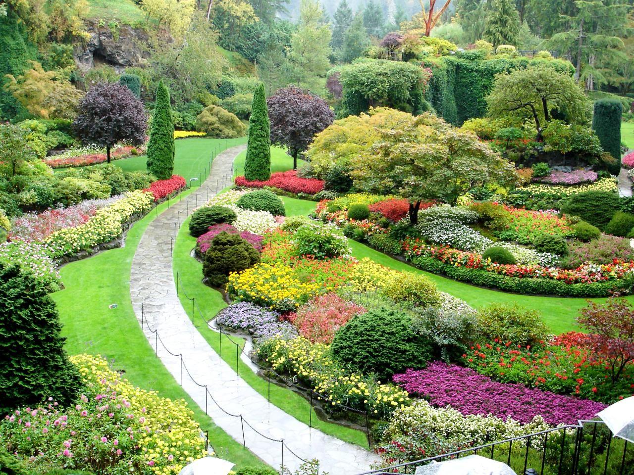 Gorgeous gardens around the globe for Garden design vancouver