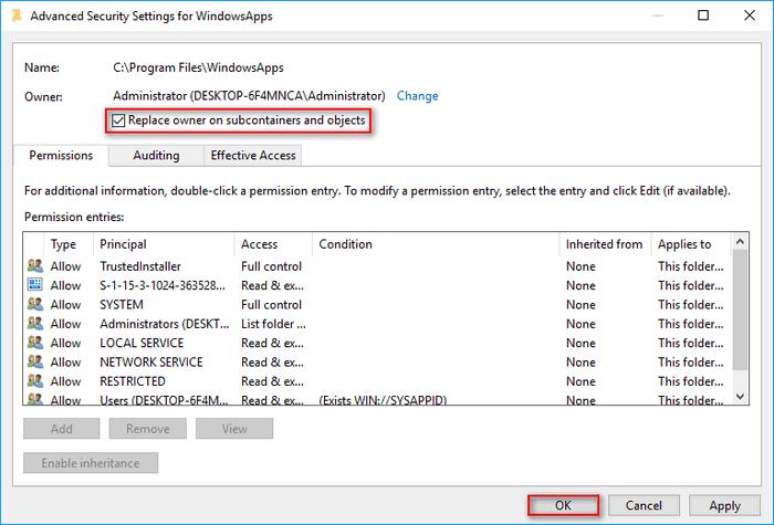 be2f592636ed7b0c9cb6f5985c6f784c - How To Get Access To Windowsapps Folder In Windows 10