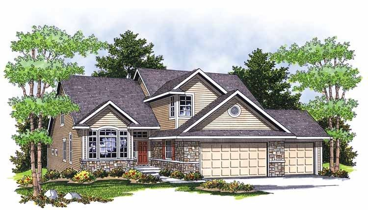 Eplans Cottage House Plan Bungalow With Tremendous Curb
