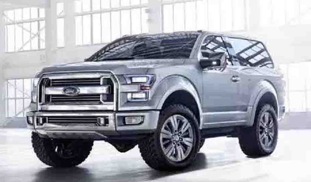 special suv produced  ford  ford bronco  continue   generation