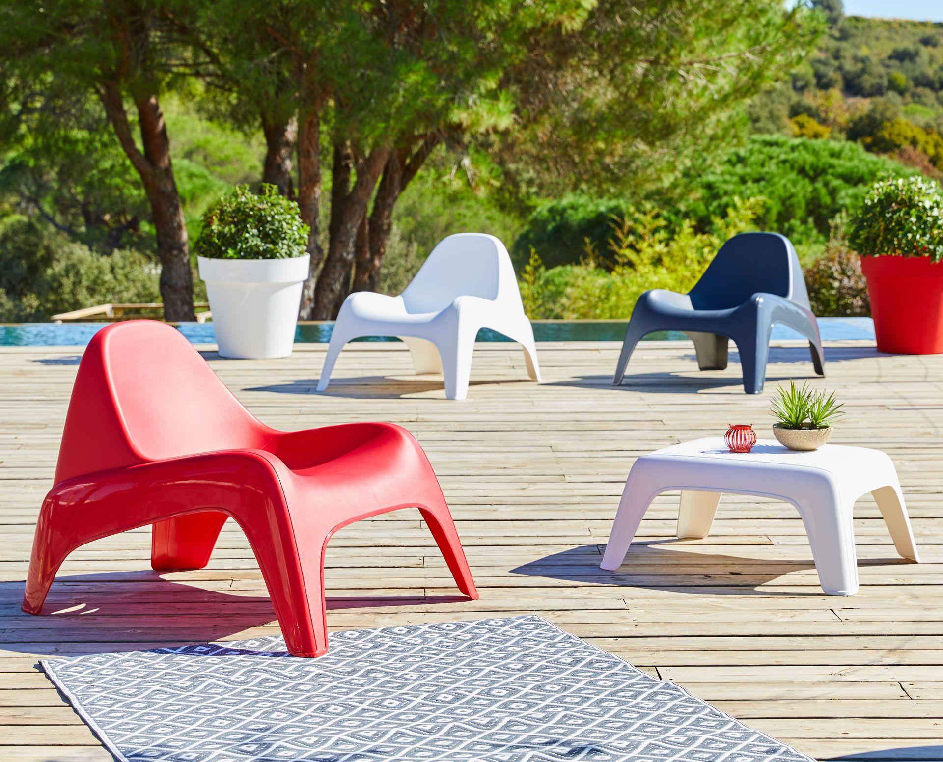 Comment Installer Une Piscine Dans Un Petit Jardin Mobilier Jardin Fauteuil Jardin Plastique Transat Jardin