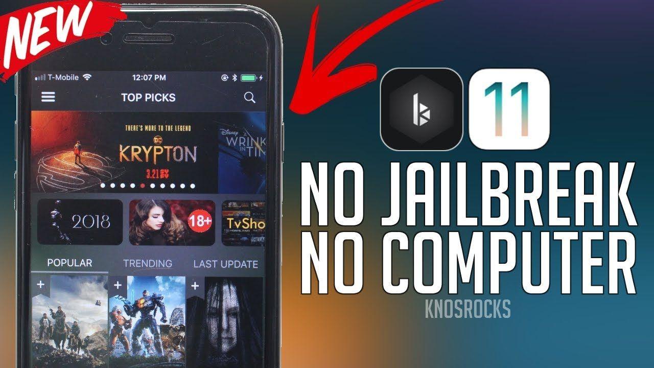 free movies ios 11 jailbreak