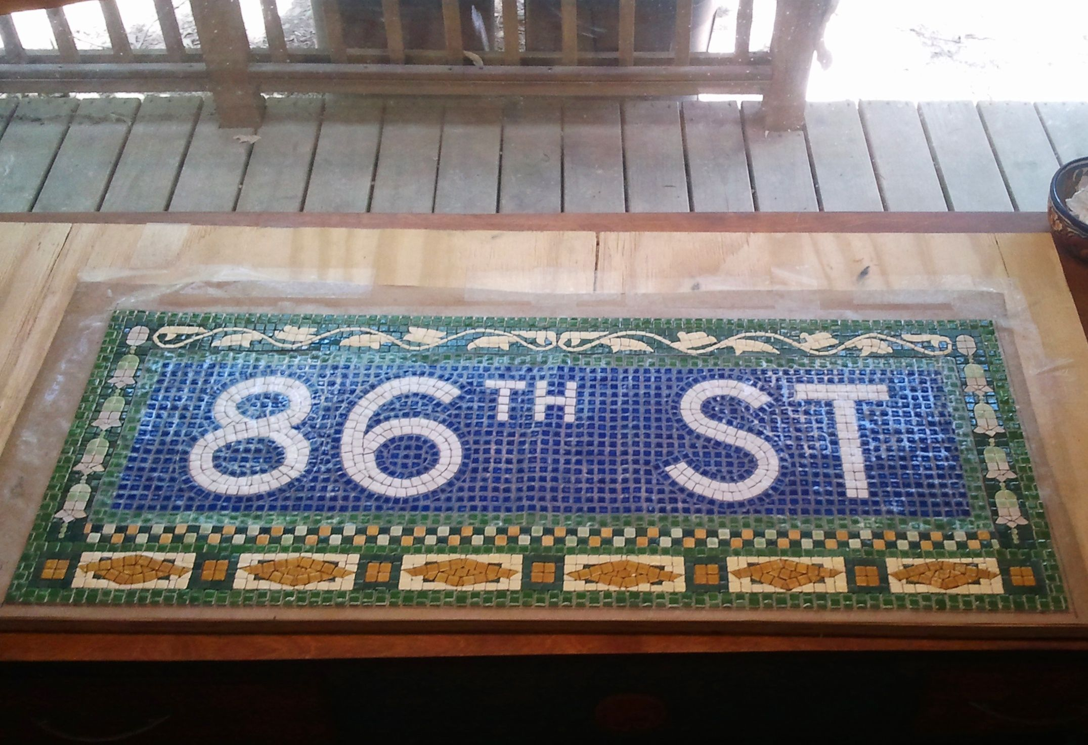 Kitchen Tiles York Pin By Crewel Girl On Nyc Subway Mosaics