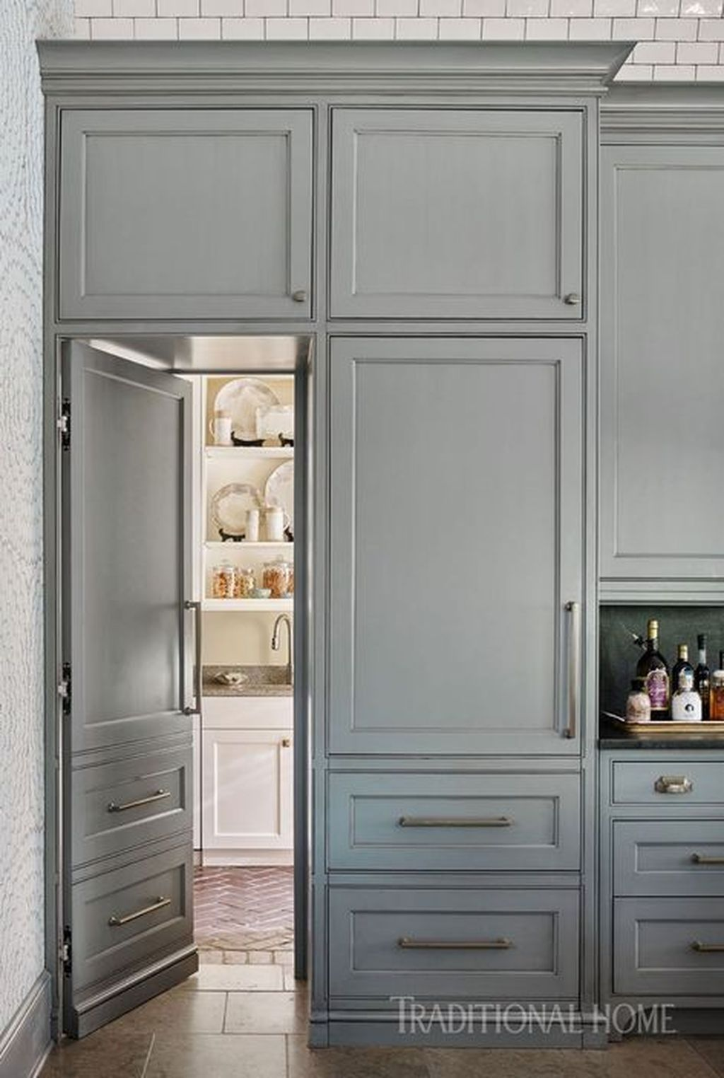 36 Rustic Pantry Door Ideas For Your Inspiration Pantry Room