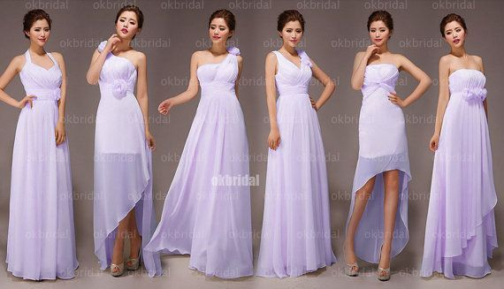 Lilac Bridesmaid Dresses Pinterest - Ocodea.com