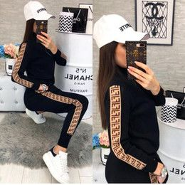 New Womens Casual Fashion Autumn Spring Long Sleeved Two ...