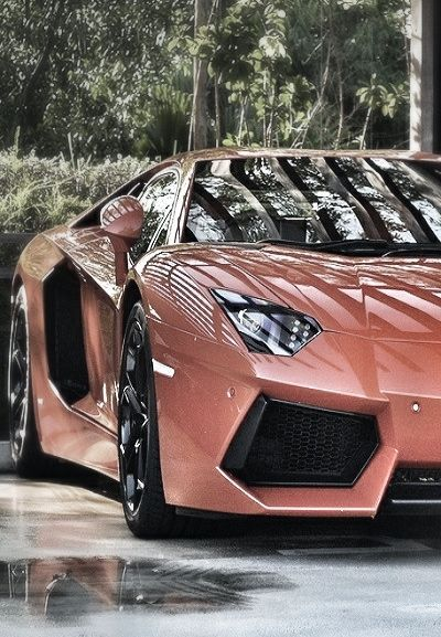 Lamborghini Aventadori I love the color #fastestcars #cars #coolcars #expensivecars