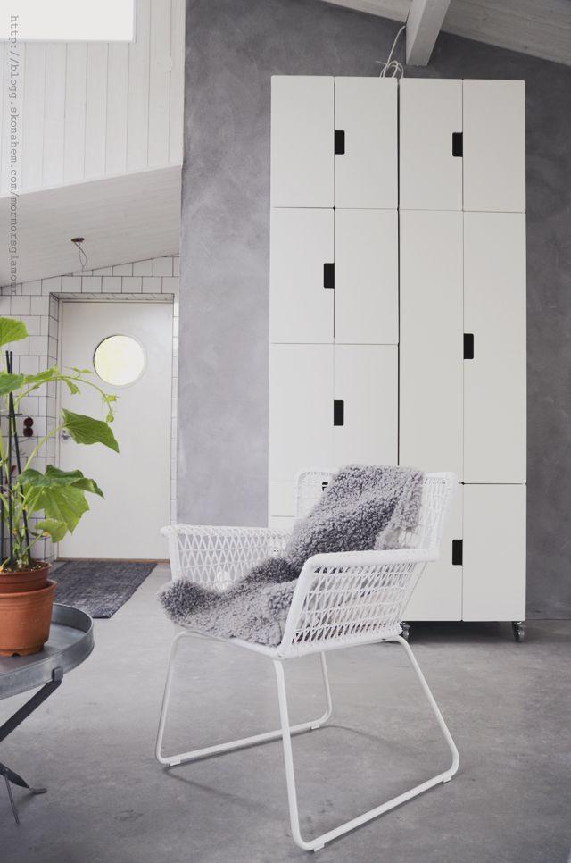 förvaring Office Pinterest Vardagsrum, Garderober och Möbler