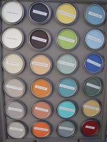 House Of Anne: CeCe Caldwell's Paint Chart..
