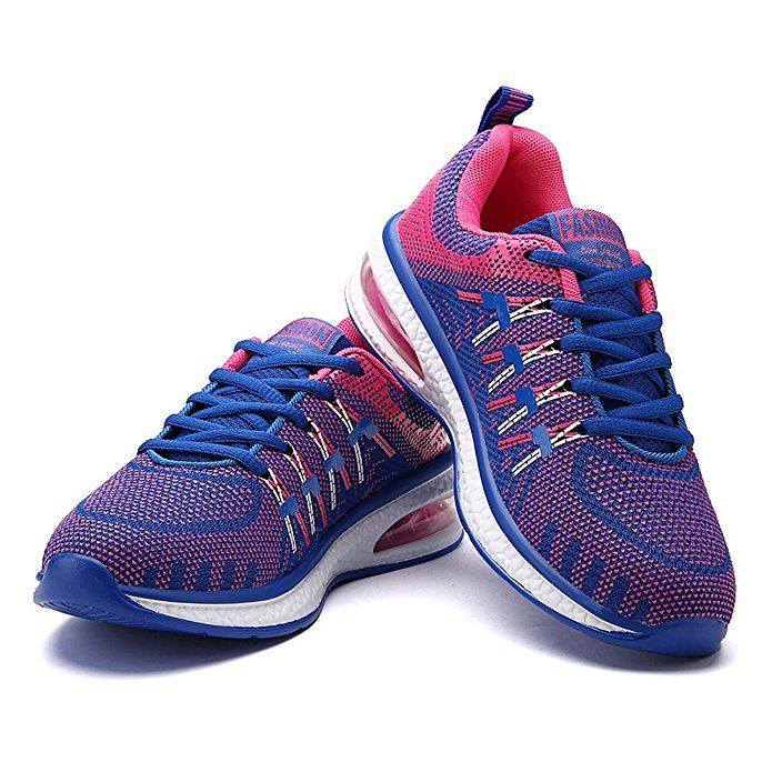 c2a2d54be2bc JARLIF Women's Air Athletic Road Running Shoes Lightweight Workout ...