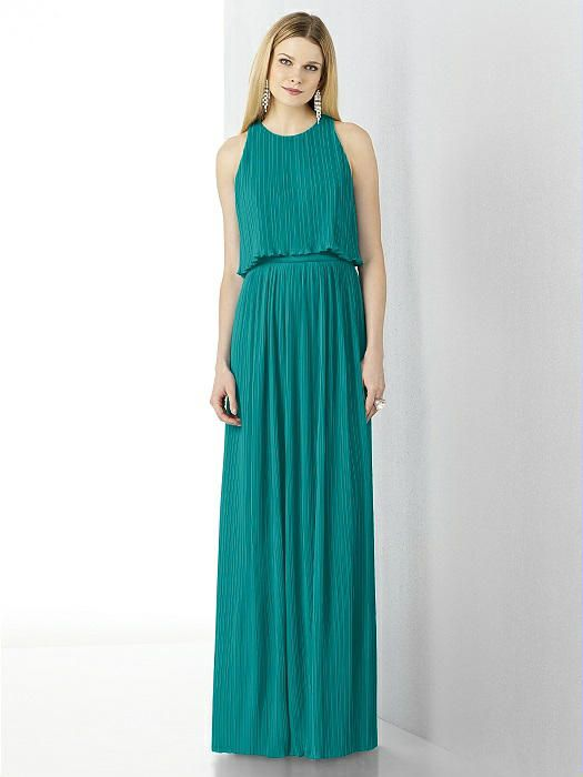 After Six Bridesmaids Style 6731 Sample: Jade, size 12 $$$$ | After ...