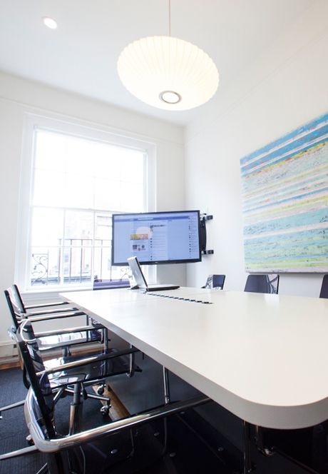 Oficio | Meeting Rooms Boston | Conference Room Rental Boston ...