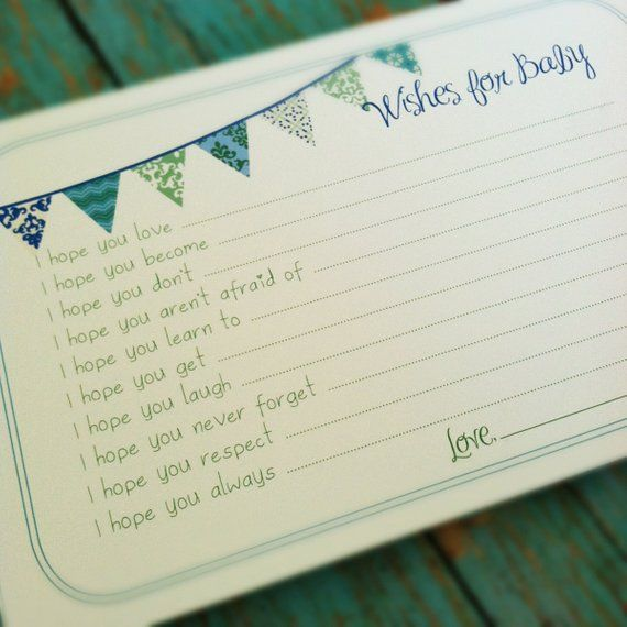 Professionally Printed Wishes For Baby Boy Cards Unique Baby