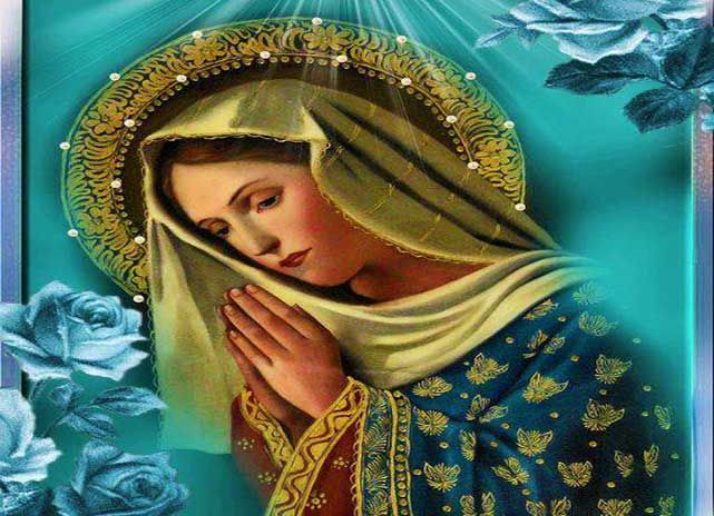 Prayer To Mary Help Of Those In Need Blessed Mother Mary Holy