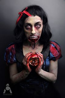 Zombie Snow White | Flickr - Photo Sharing!