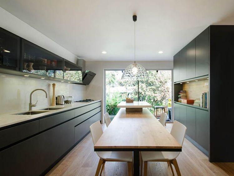 Cocina au masisa inspira decoraci n dise o de for Diseno y decoracion de cocinas