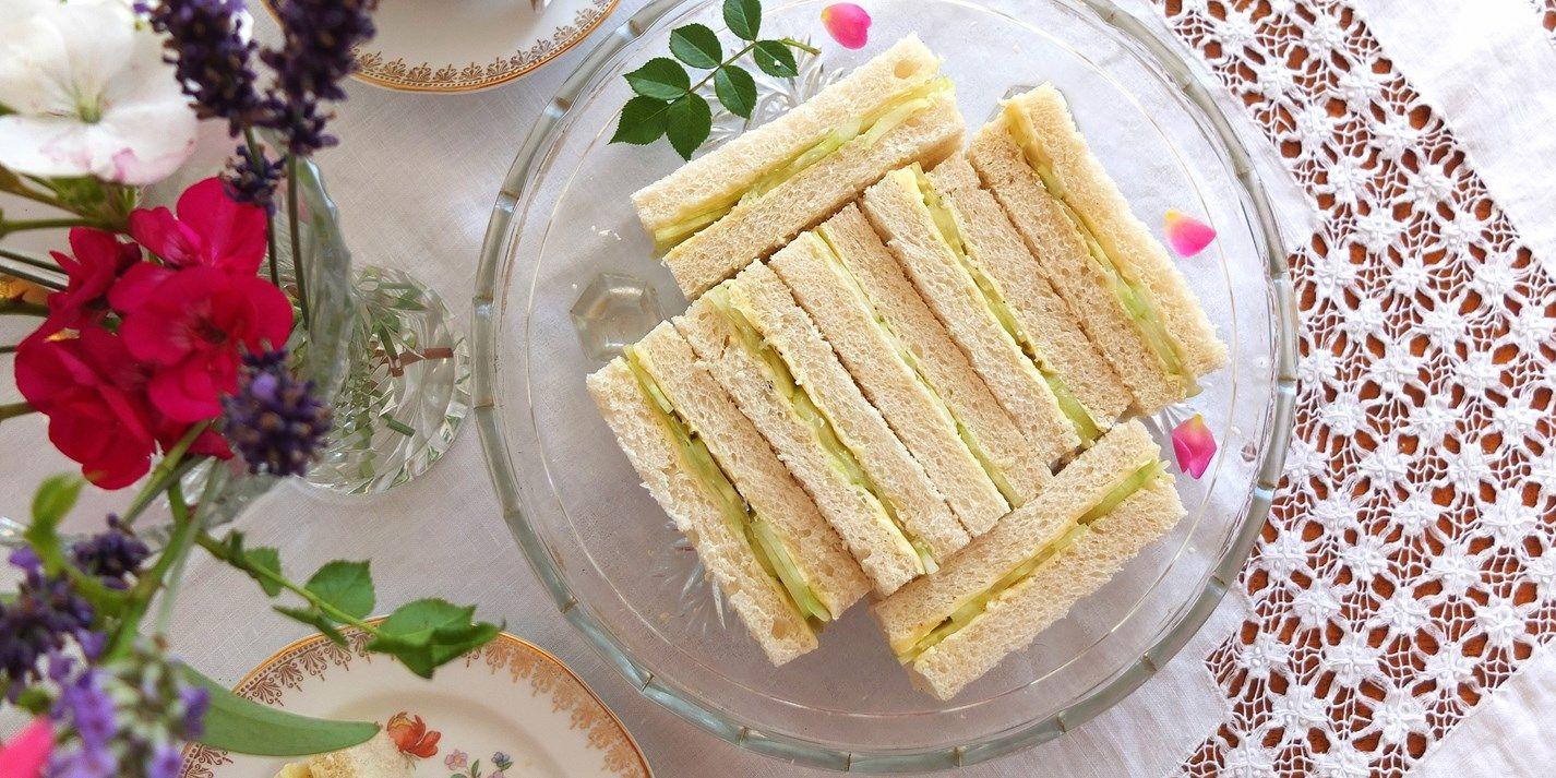 High tea menus and recipes - Afternoon Tea