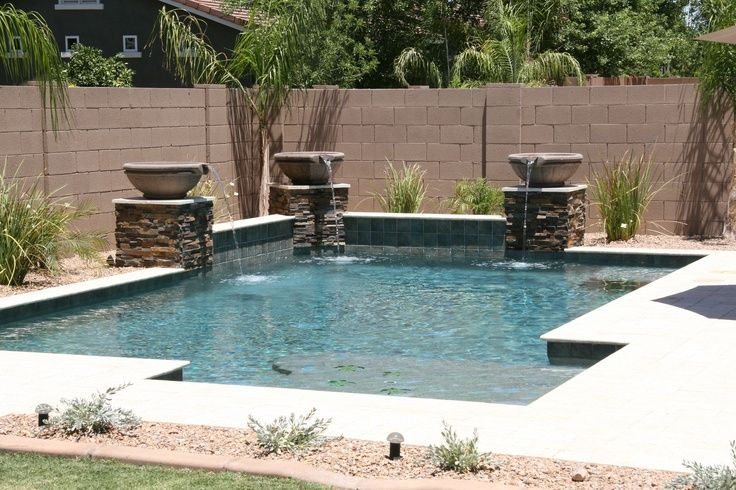 Photos Of Southwestern Pools In Tucson Arizona