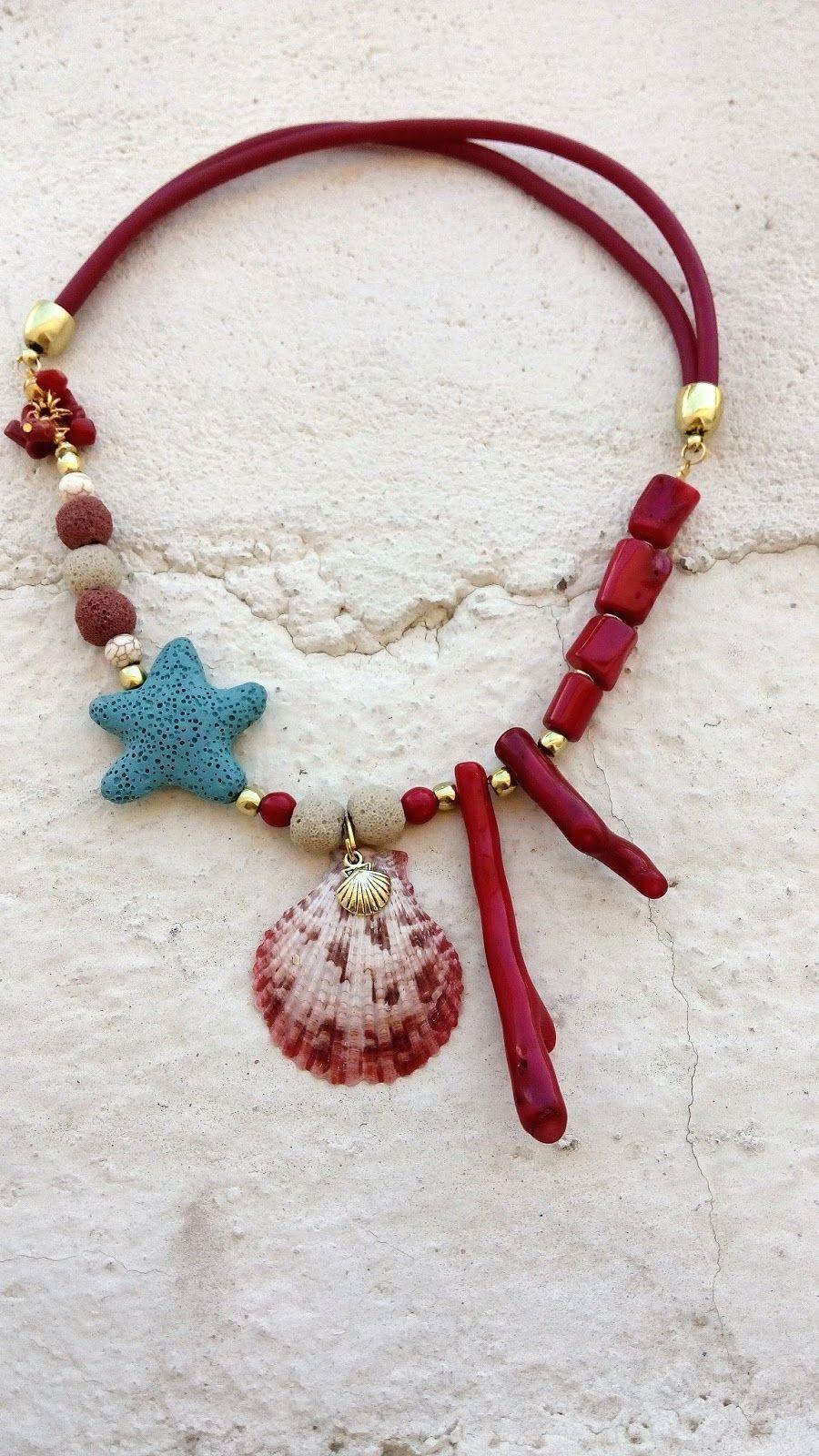 Collar De Coral Un Clasico Que No Puede Faltar En Verano