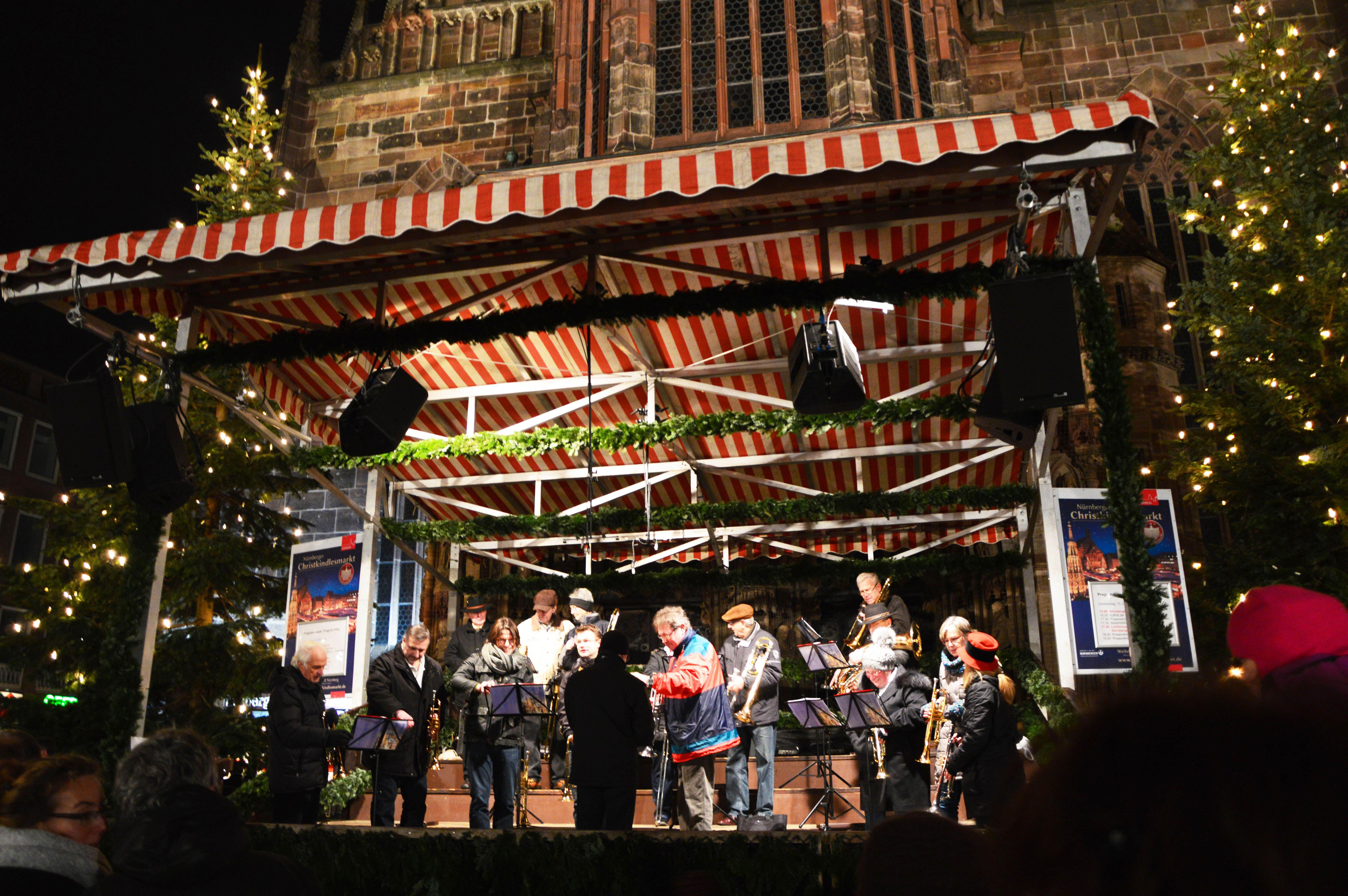 Grupo musical Núremberg