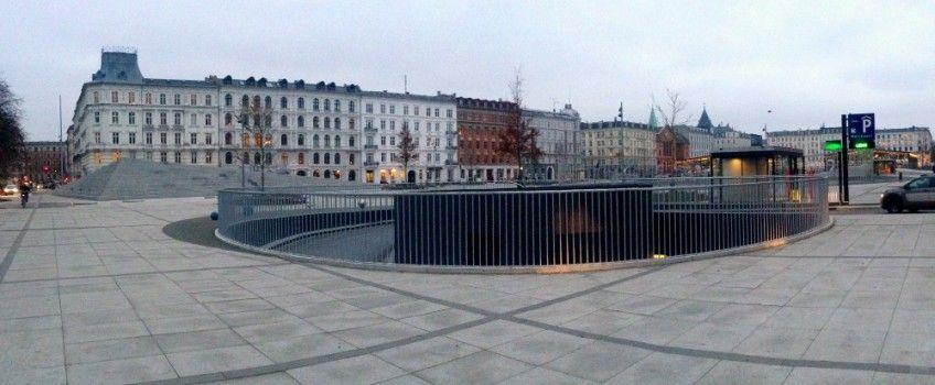 Israels Square in Copenhagen City #travel