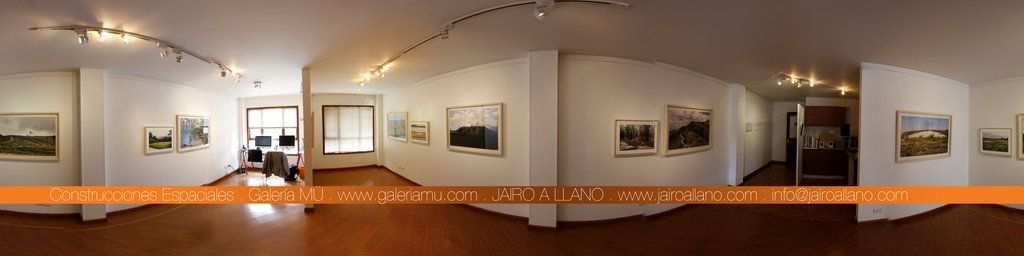 "Contemporary Artist Jairo A Llano, had his first solo exhibition in MÜ Gallery on February 2013. Llano Exhib his most recent work, ""Spatial Constructions"" working with landscape interventions. For more information www.jairoallano.com El artista Jairo A Llano, presentó su primera exposición individual en la Galería MÜ de Bogotá, durante el mes de Febrero de 2013, en donde mostró su mas reciente proyecto ""Construcciones Espaciales..."
