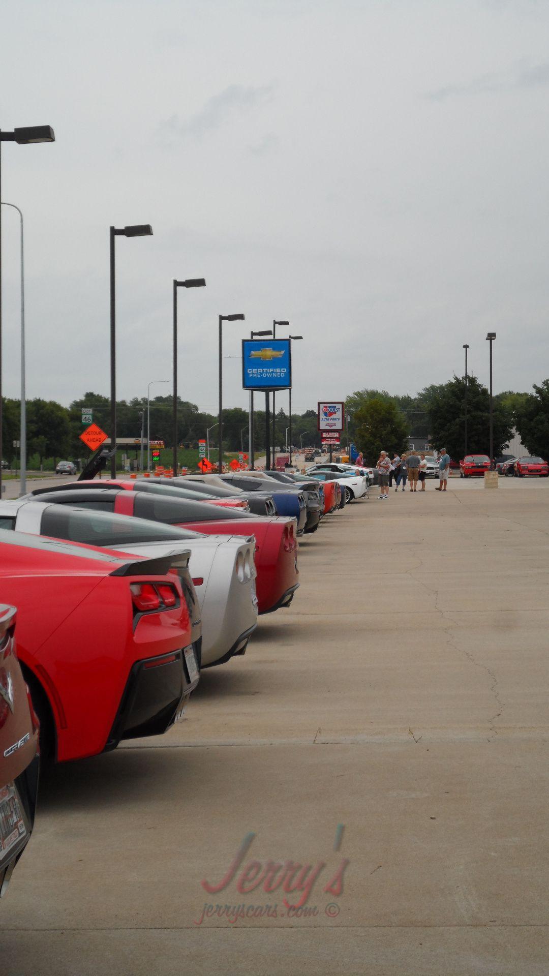 Pin On Corvette Week