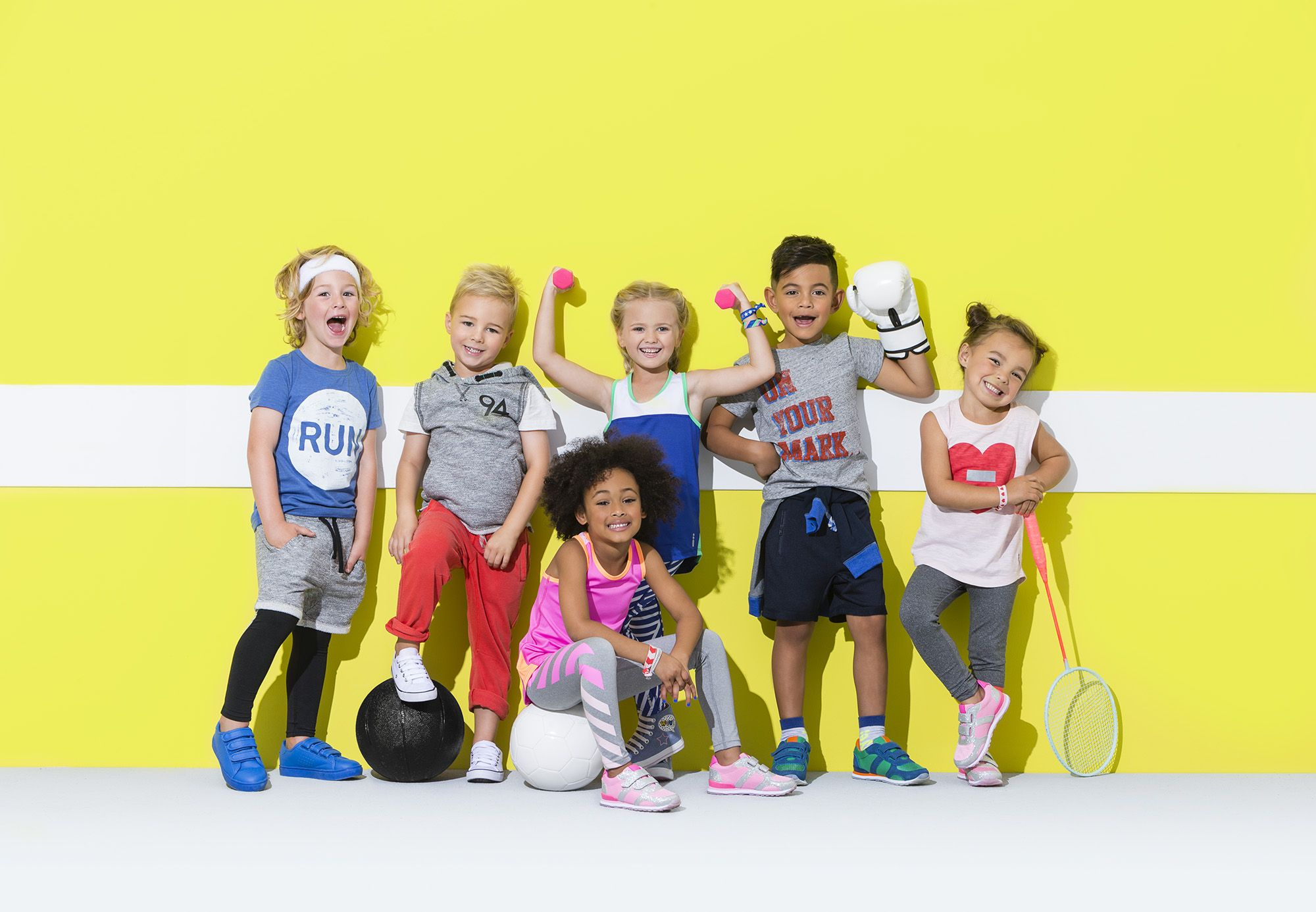 f43cd9d3a0 Cotton On Kids Active Campaign 2016 // www.cottononkids.com ...