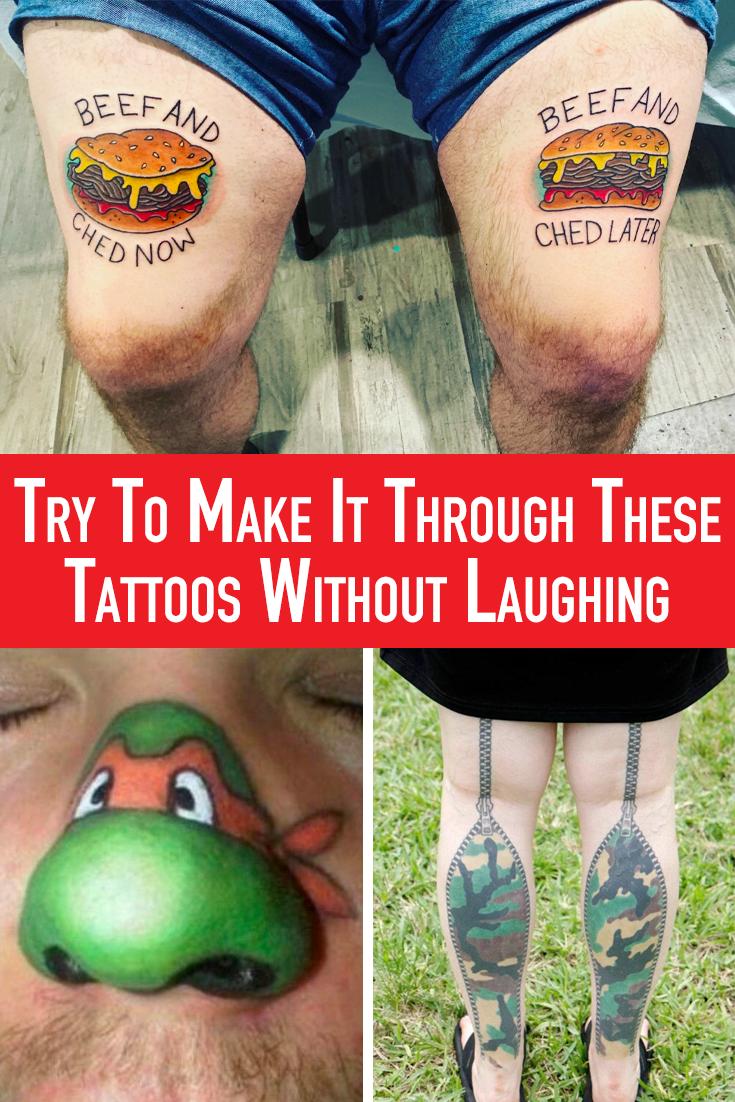 Cringe I Guess She S Jewish Now Funny Tattoos Tattoo Fails Funny Fails