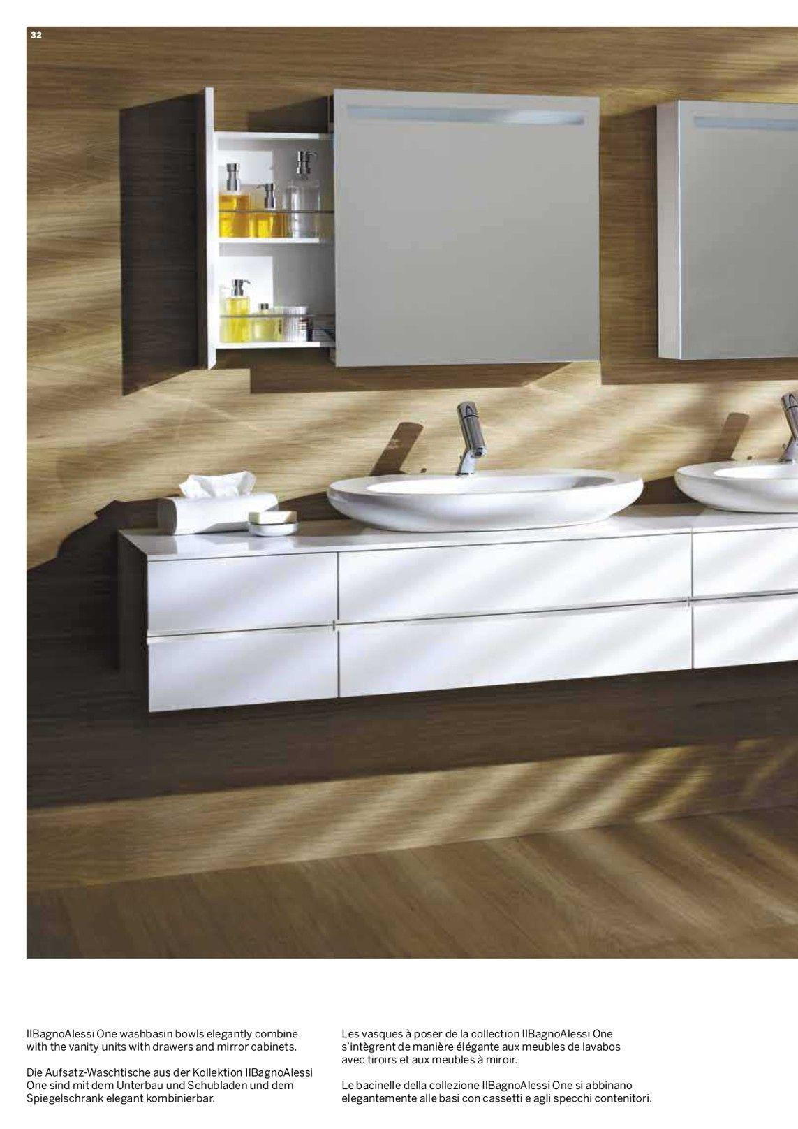 Laufen ilbagno alessi #alessi #ilbagno #bathroom #baderumsmøbler ...