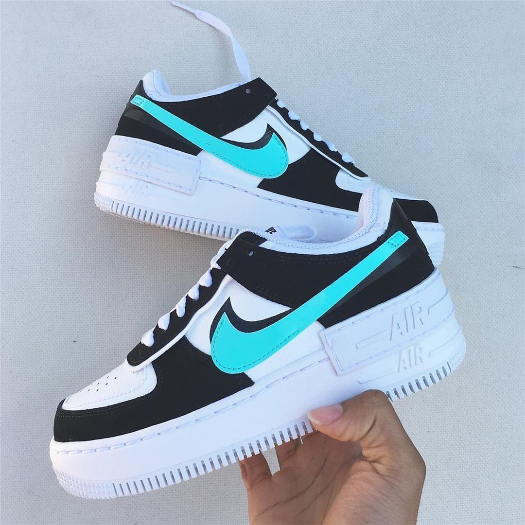 "Nike Air Force 1's Instagram photo ""Rate this new dropped"