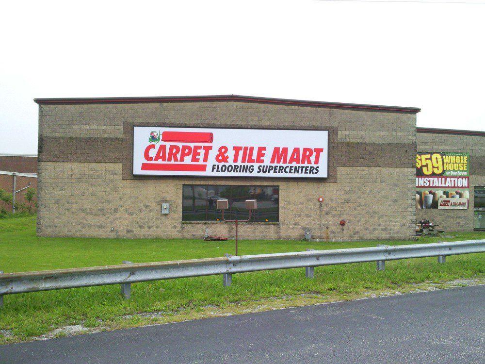 Carpet Tile Mart In York Pa 1391 Eden Rd 17402 717 848 3905