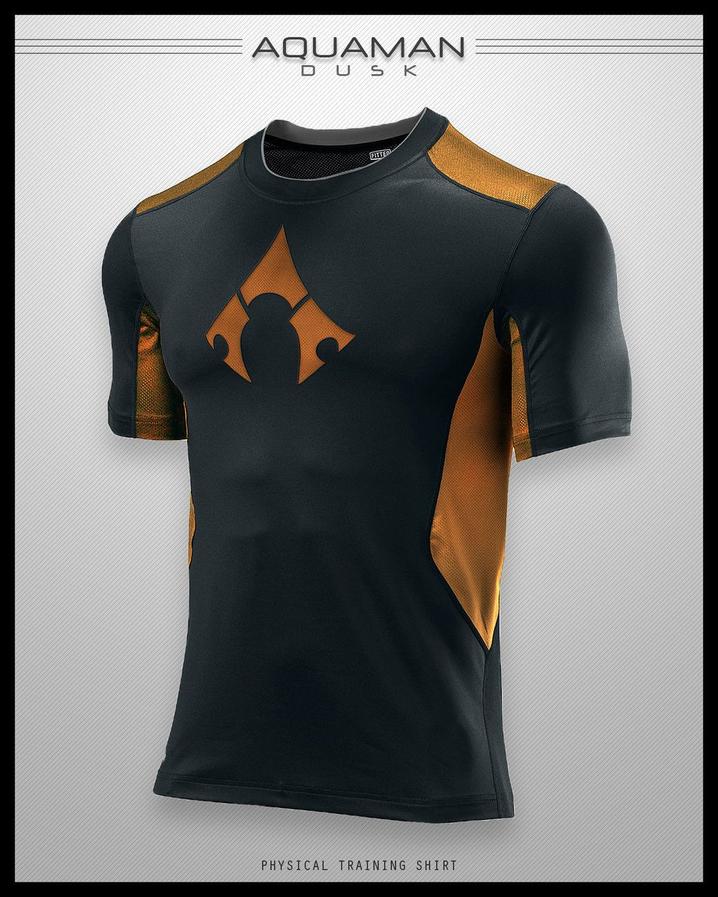 Aquaman Dusk Shirt by seventhirtytwo on deviantART CONCEPT