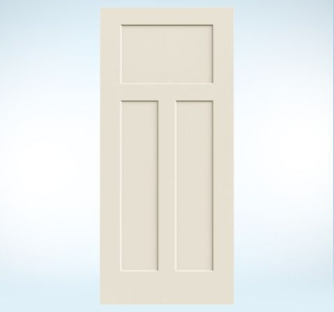 Lovely Molded Wood Composite All Panel Interior Door