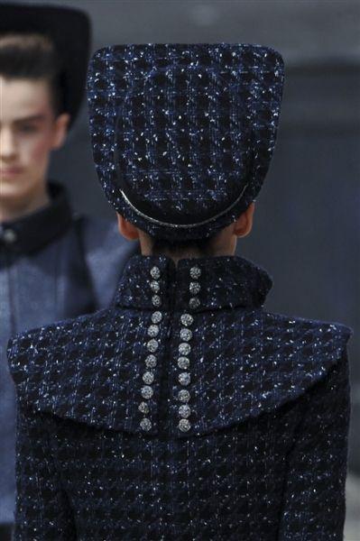 Chanel - haute couture a.i. 2013/2014 dettagli