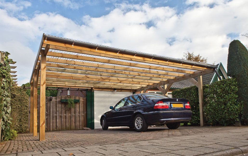 Best Carport Bouwen Photos - Trend Ideas 2018 - localcateringblog.com