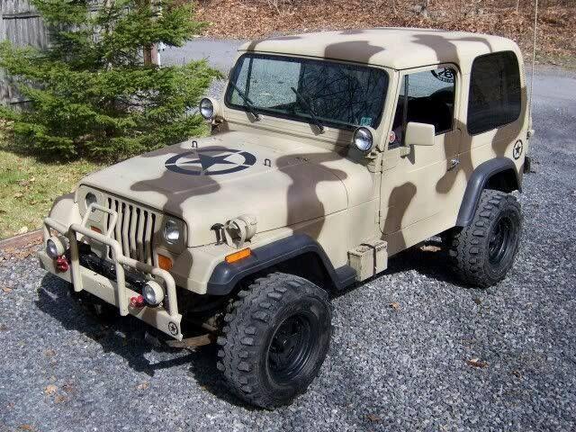 Plasti Dip Paint Job Idea Camo Truck Camo Truck Accessories Jeep Yj