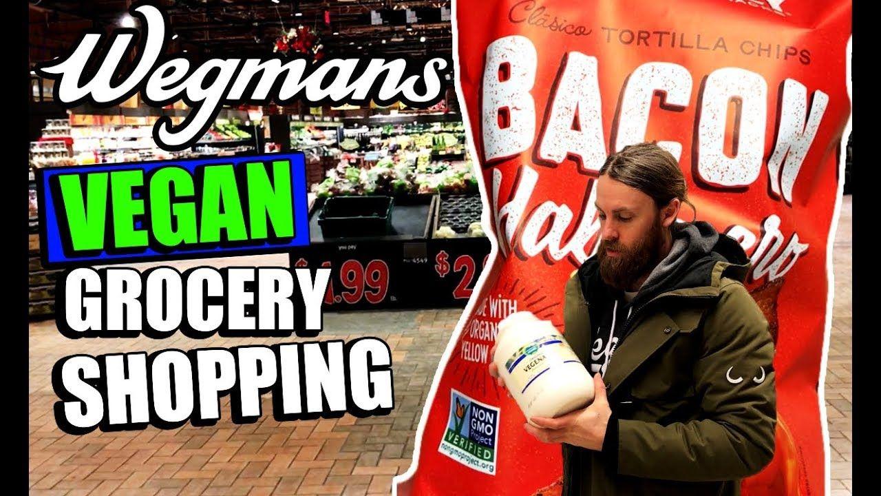 VEGAN Grocery Shopping HUGE Selection at WEGMANS Wegmans