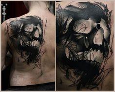 Skull Tattoos by Timur Lysenko - Skullspiration.com - skull designs, art, fashion and moreSkullspiration.com – skull designs, art, fashion and more