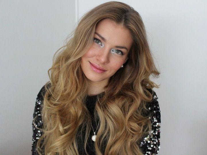 TUTORIAL:Voluminous Curls - MyCosmo - Blog