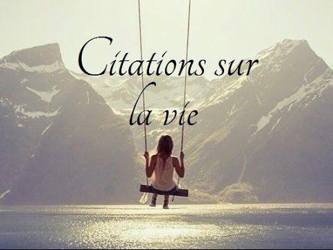 Les Plus Belles Citations Sur La Vie Poeme Citation Pinterest