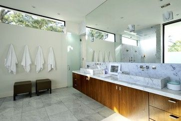 Mandel House - modern - bathroom - other metro - Allen Bianchi