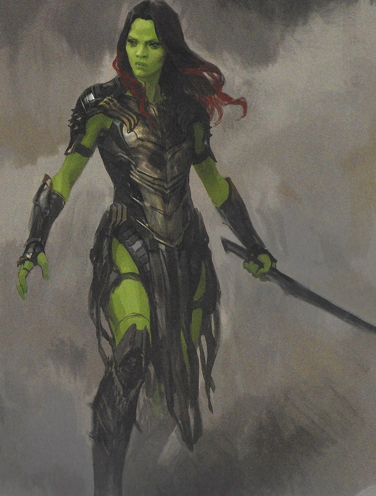 Thor Endgame Concept Art Endgame Concept Art In 2020 Marvel Characters Art Marvel Concept Art Marvel Comics Art