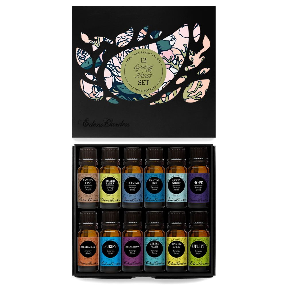 Top Synergy Blend Essential Oil Set Essential oil set