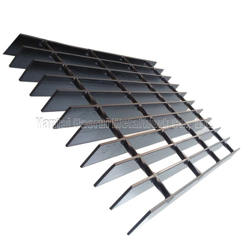 Steelgrating Aluminumgrating Steelgratingtrenchcover Balljointrailing Applications Of Welded Steel Grating 1 Platform Services In Industrial And Ener