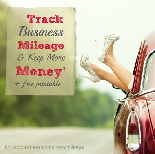 track miles for taxes