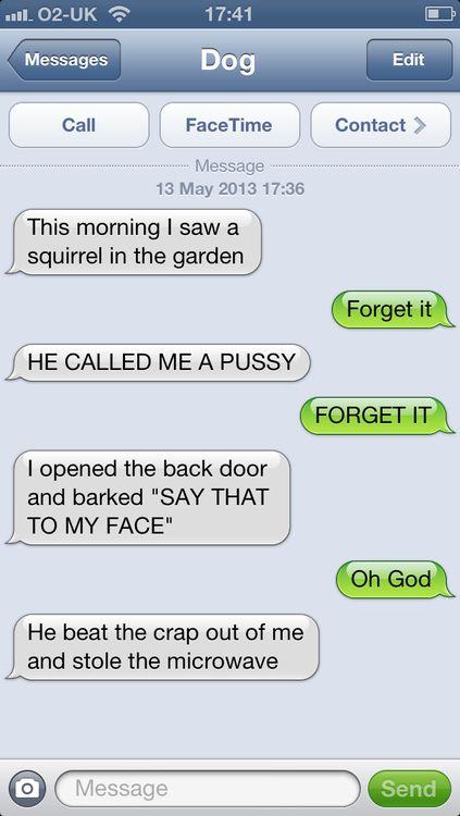 I Love Texts From Dog Love Them Funny Dog Texts Funny Texts